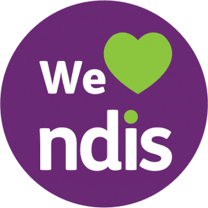 We love the NDIS